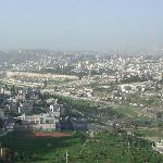  View of city of Jerusalem