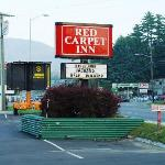 Red Carpet Inn Boone Foto