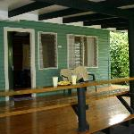 Betham's Beach Cottages Foto