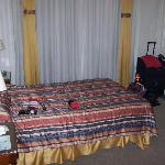 Main area/Double bed