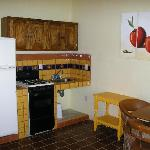 kitchenette area July 2006