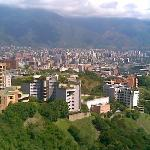 Overview of Caracas, from Valle Arriba sector