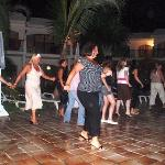  dancing at the bbq nights
