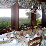 Φωτογραφία: Cedar House Bed and Breakfast