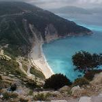  Myrtos Beach is just 5 kilometers away
