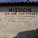 The Mission Entrance