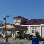 صورة فوتوغرافية لـ ‪Holiday Inn Express Hotel Ringgold‬