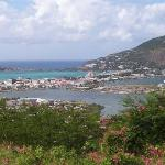  Top of hill overlooking Philipsburg