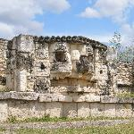Mayapan Mayan Ruins