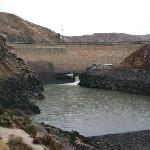 Arrowrock Dam and Reservoir