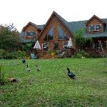 Foto de Cabin on the Lake Bed and Breakfast