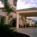 Foto BEST WESTERN Zachary Inn