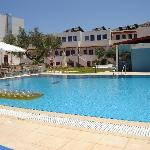 Lindos Athena Hotel