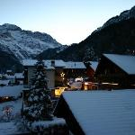 Chalet de Champery