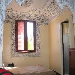 Moroccan room in Pension Batha