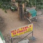 Foto de Hotel Temple on Ganges