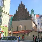 Old-New Synagogue (Staronova synagoga)
