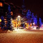 Whistler Village, The view from our unit