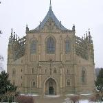 St. Barbara&#39;s- Kutna Hora