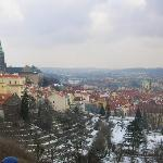 View from the Strahov overlook
