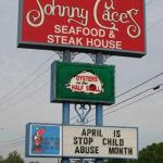 Johnny Cace's Seafood & Steaks, Longview, TX