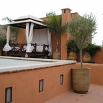 Roof Terrace - Riad Hyati