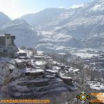 HUNZA In Winter - Baltit Fort