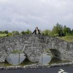 replica Quiet Man bridge