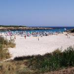  Cala n Bosch Beach