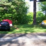 North Beach Campground Foto