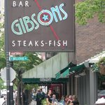 Foto di Gibsons Bar & Steakhouse