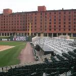 Φωτογραφία: Courtyard Aberdeen at Ripken Stadium
