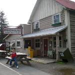 Talkeetna Roadhouse Foto