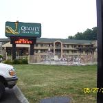 Foto di Quality Inn & Suites at Dollywood Lane