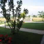Covo dell'Arimanno  - view from the front porch