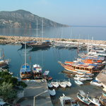 Harbour from Pirat 1.