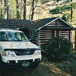 Foto de The Pines Cottages