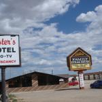 Fosters Motel, a cheapie near Bryce Canyon