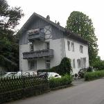Foto de Romantic Pension Albrecht
