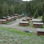‪Roosevelt Lodge Cabins‬