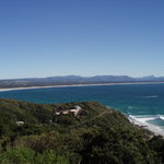  view of Byron Bay from Lighthouse