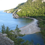 Wonderful beach at Cirali/Olympos