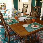 Cape Charles House Bed and Breakfast resmi