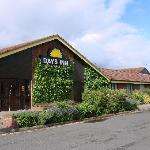 Days Inn Gretna Green - hotel front