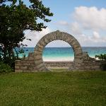  Bermuda Moon Gate July 2007