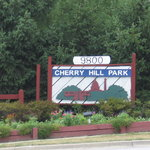 Cherry Hill Park Campground resmi