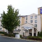 Photo de Sleep Inn University Place