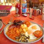  The Full English Breakfast!