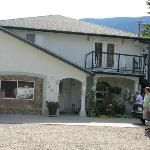 Sundog B&B Front View