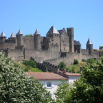 Castle and Ramparts of Carcassonne